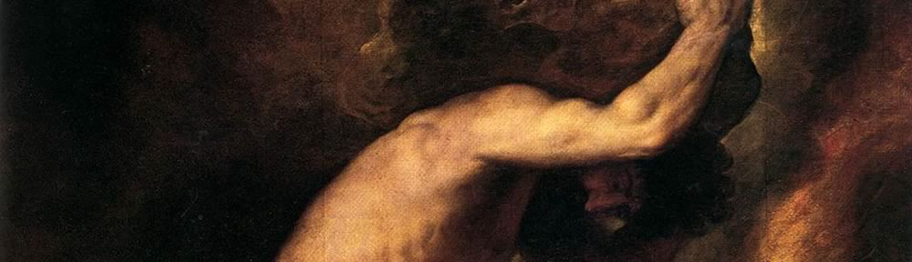 Sisyphus (Titian)